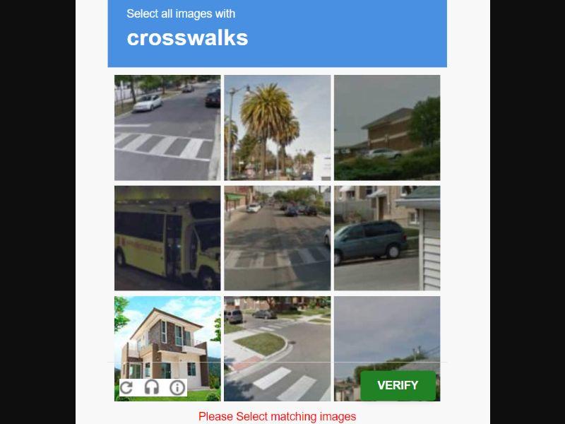 Captcha Crosspath [WW] - Click to sms