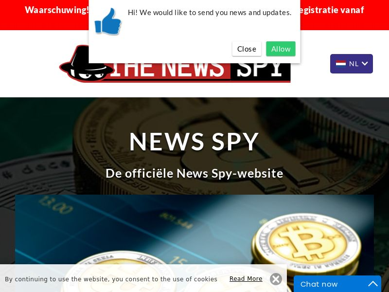 The News Spy Pro Dutch 1053
