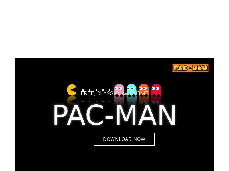 Pacman PC - Desktop - CPI | UK, CA