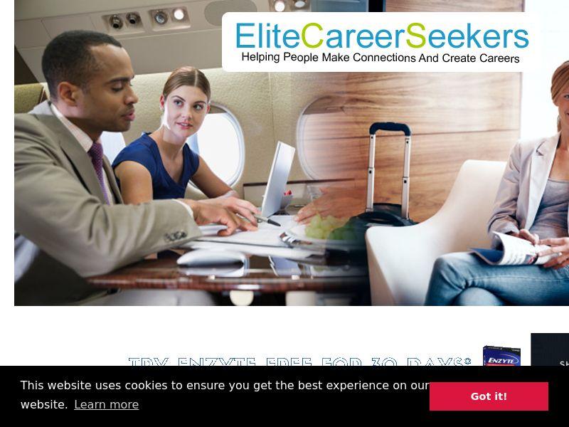 EliteMate Career Seeker Social (CPL) (US, UK, AU, IE,NZ)