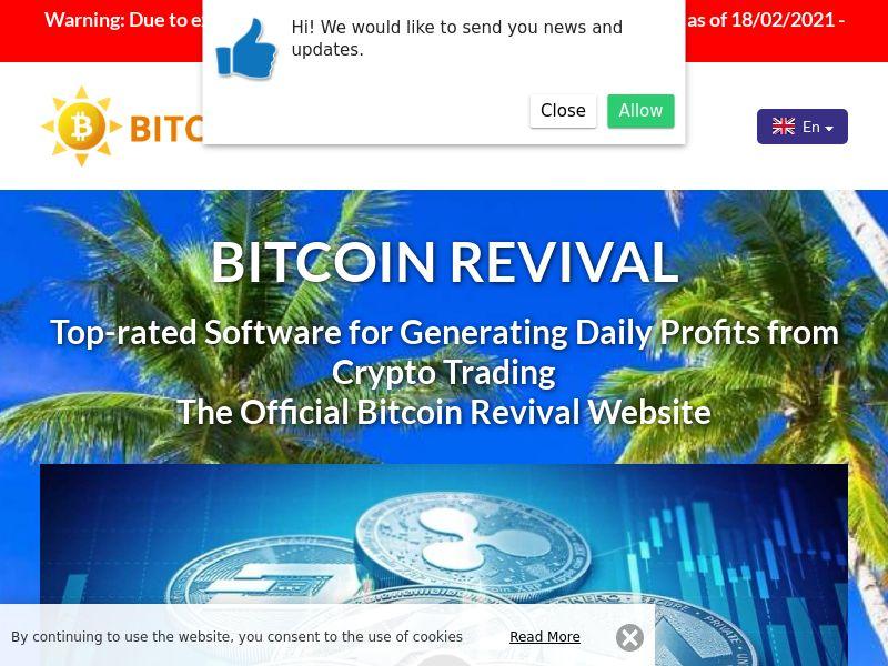 Bitcoin Revival Malay 2810