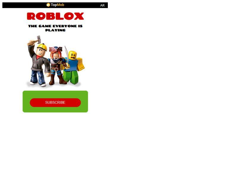 Roblox Zain