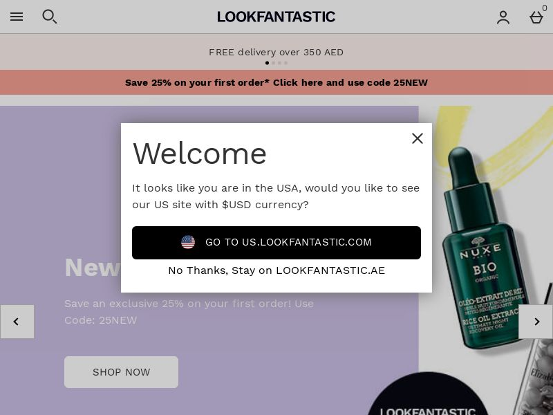 Lookfantastic - GCC (MultiGeo), [CPS], Health and Beauty, Cosmetics, Sell, coronavirus, corona, virus, keto, diet, weight, fitness, face mask