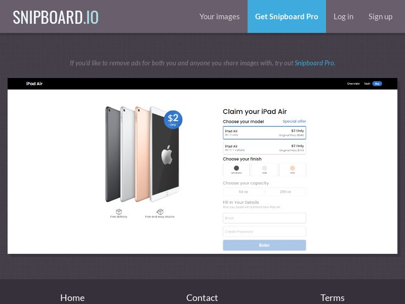 39903 - US - SmartTest - iPad - CC submit