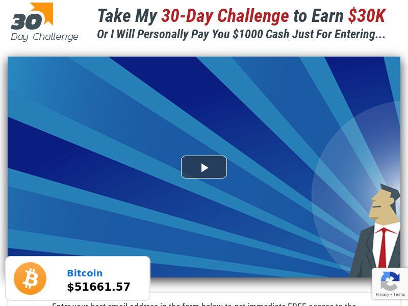 30k Challenge