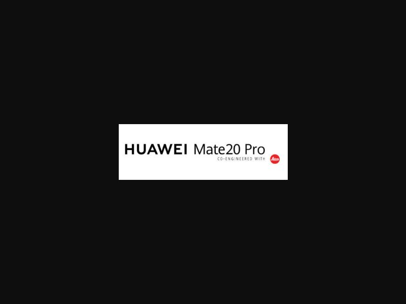 Huawei Mate 20 Pro - CC Submit - PL