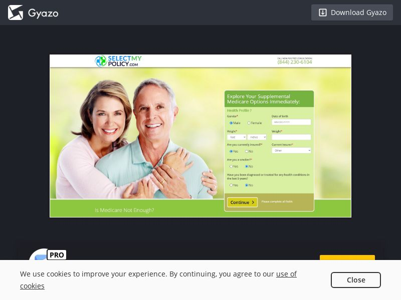 Select My Policy Medicare Insurance US   CPC