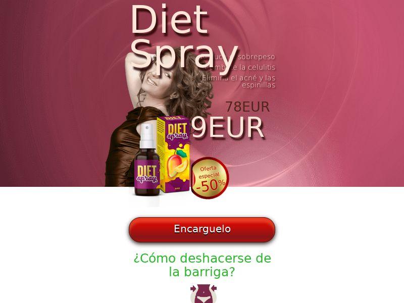 Diet Spray ES - weight loss treatment