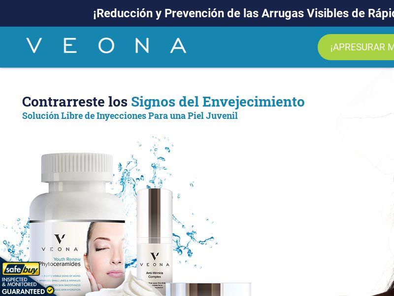 Veona Beauty LP02 - Spanish