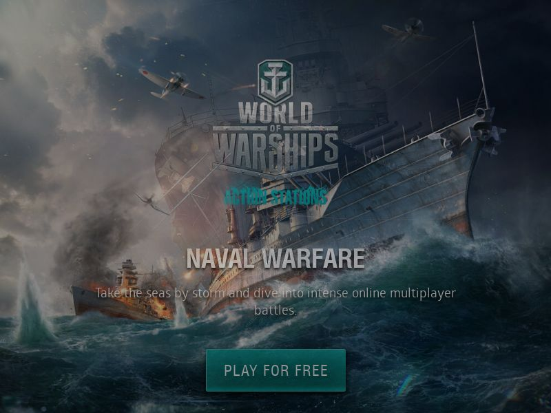 World of Warships - Free to Play | US