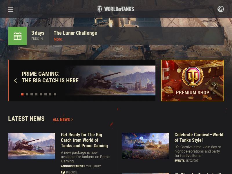 World of Tanks (AT) (CPL) (Desktop) (Personal Approval)