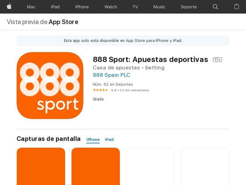 Sport - ES - IOS - CPA - DIRECT