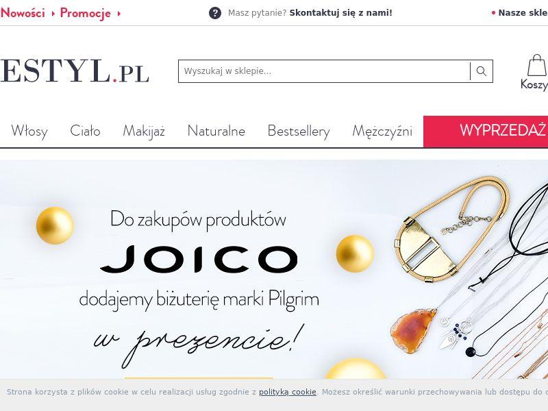 Estyl - PL (PL), [CPS], Health and Beauty, Cosmetics, Sell, coronavirus, corona, virus, keto, diet, weight, fitness, face mask