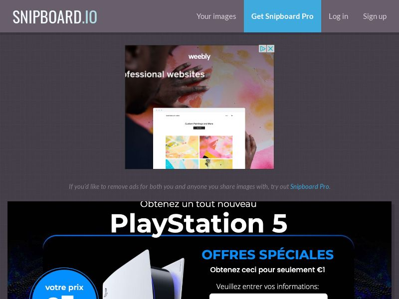 SteadyBusiness - Playstation 5 PS5 (black) LP54 FR - CC Submit
