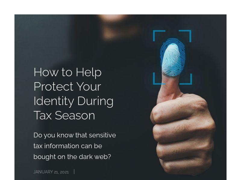 Identity IQ Tax Season Protection (Trial) (US)