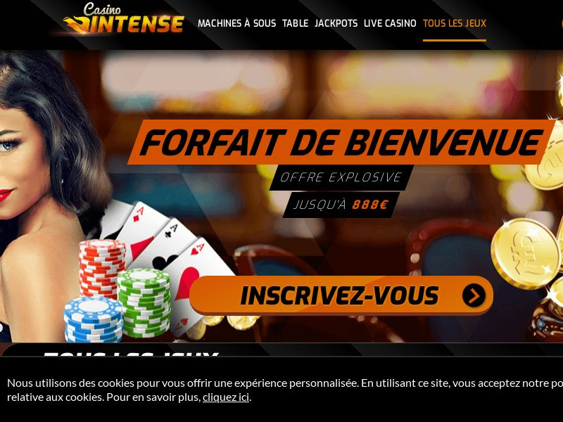 Casino Intense (FR) (CPS) (Personal Approval)