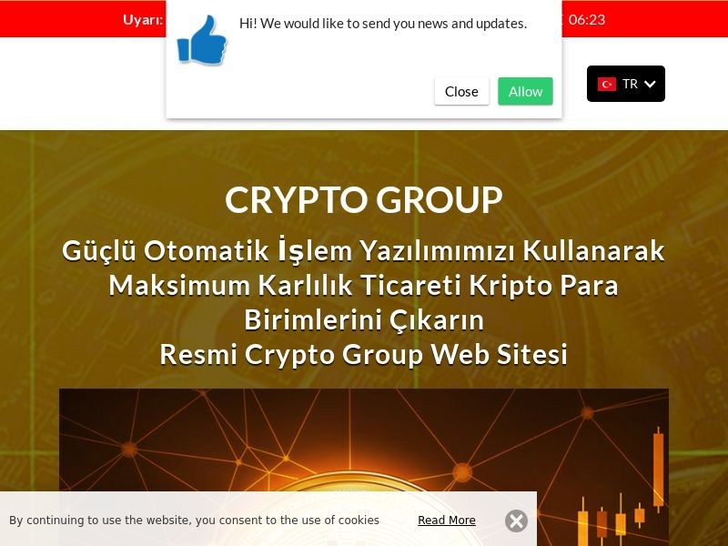 The Crypto Group Turkish 3114