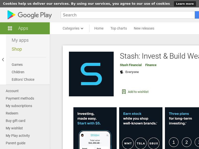 Stash Invest Android US (a) (CPE=subscription)