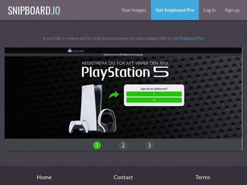 40030 - SE - Buckleaders - PlayStation 5 - CPL