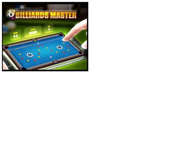 Billiards Master Orange