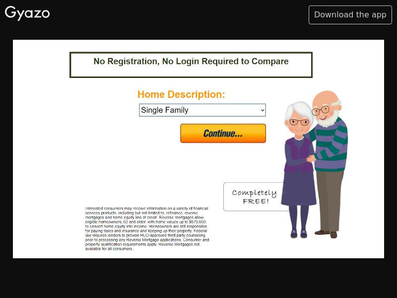 Reverse Mortgage US   CPA