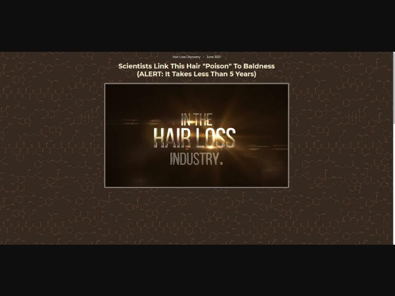 Folital - VSL - Hair Products - SS - NO SEO - [US]