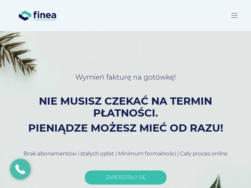 Finea - PL (PL), [CPA], Services, Online, Sell