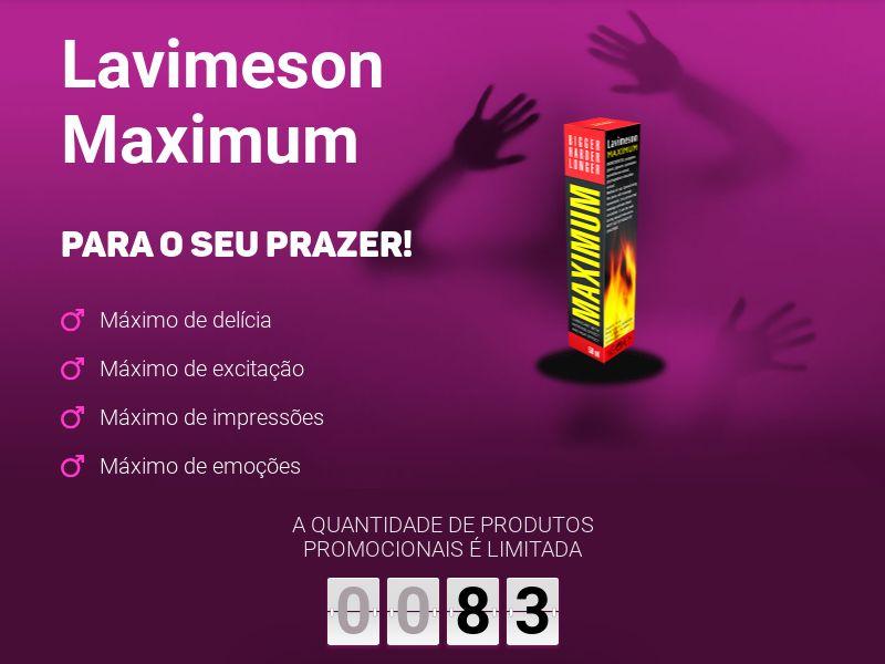 Lavimeson Maximum PT