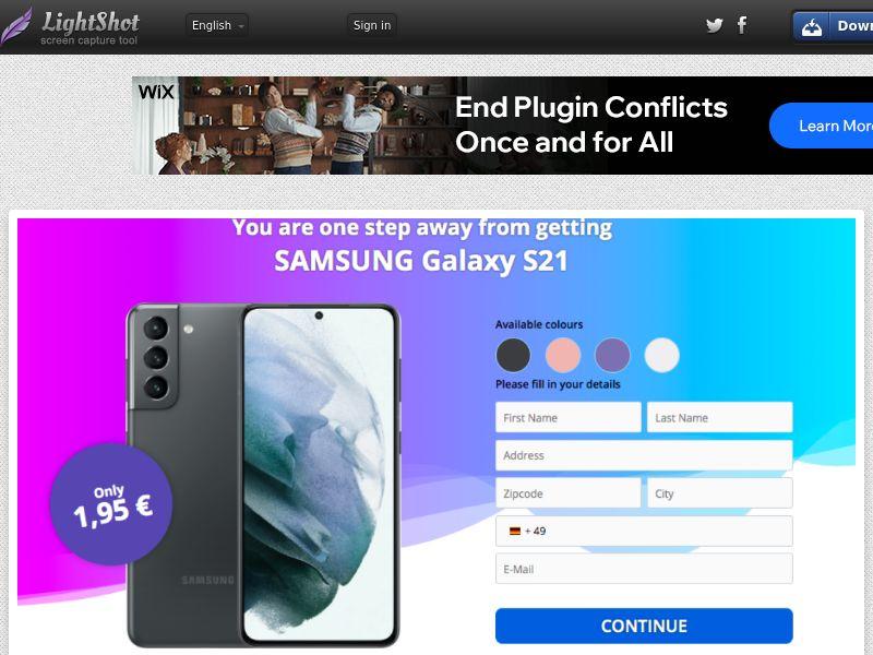 G33K Premium - Samsung Galaxy S21 (DE) (Trial) (Personal Approval)