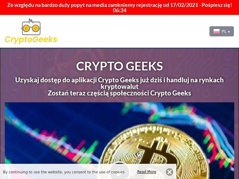 Crypto Geeks Polish 4162