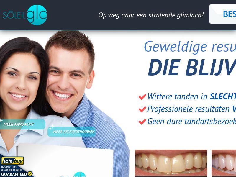 Soleil Glo LP01 - DUTCH - (Teeth)