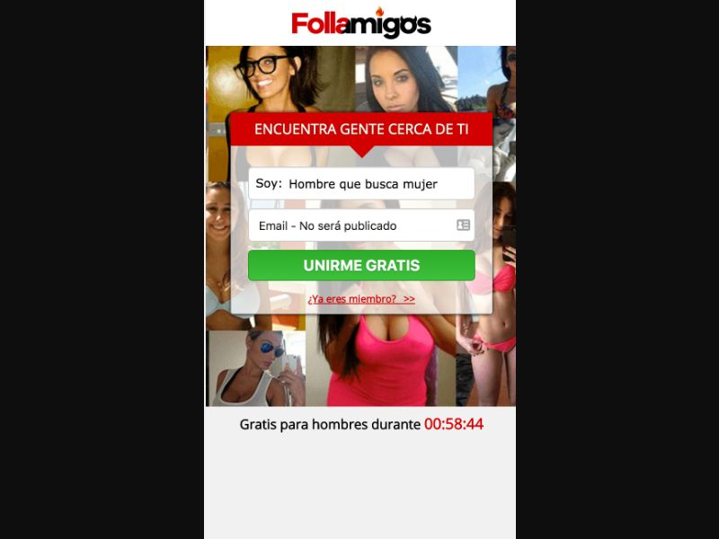 Follamigos - CPL DOI - ES - Sexy Dating - Mobile