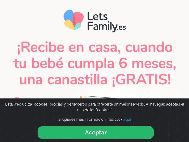 Letsfamily - ES (ES), [CPL]