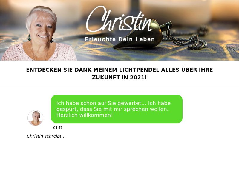 Christin Psychic [DE,AT,CH] (Email) - CPL