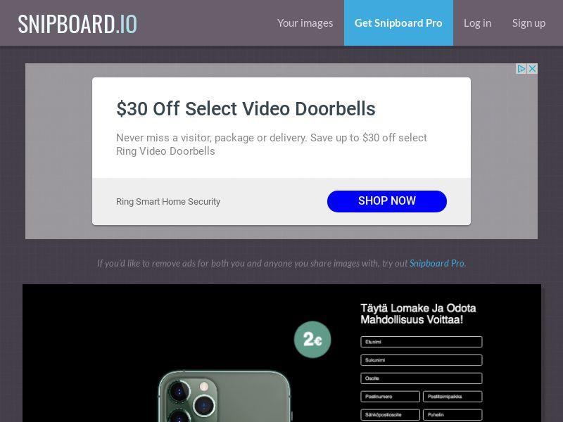 BigEntry - iPhone 11 Pro v1 FI - CC Submit