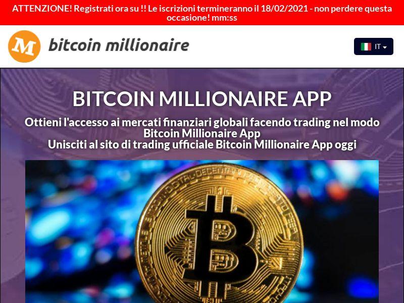 Bitcoin Millionaire App Italian 2886