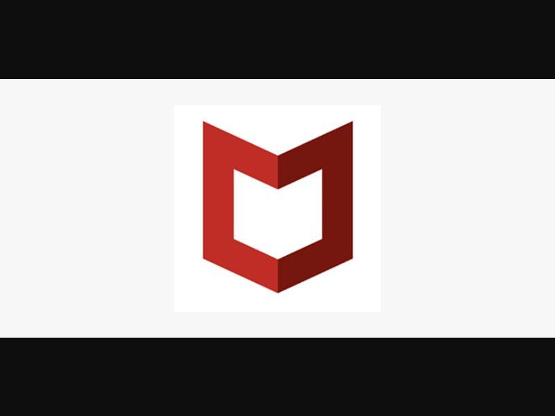 McAfee - Antivirus [US] CPA