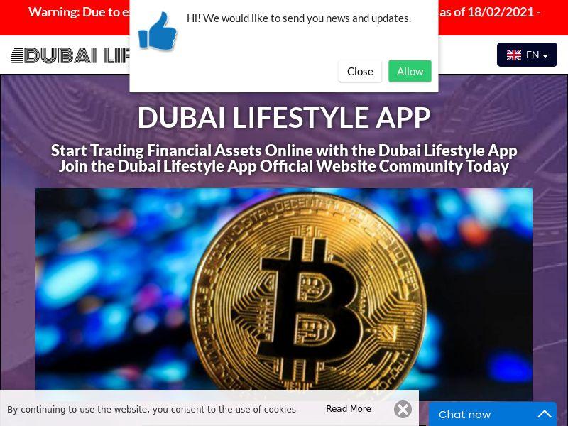 Dubai Lifestyle App Dutch 2523