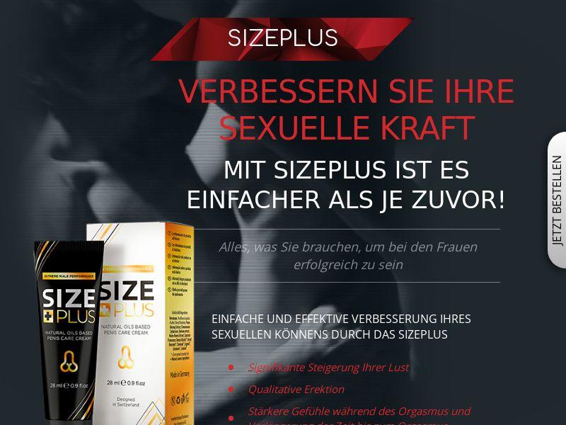 SizePlus DE