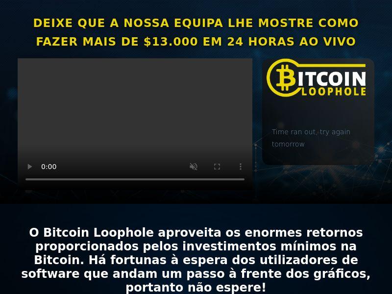 BitCoin LoopHole CPA BR