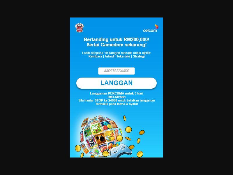 4450   MY   Pin submit   Wifi Malaysya   Mainstream   Games
