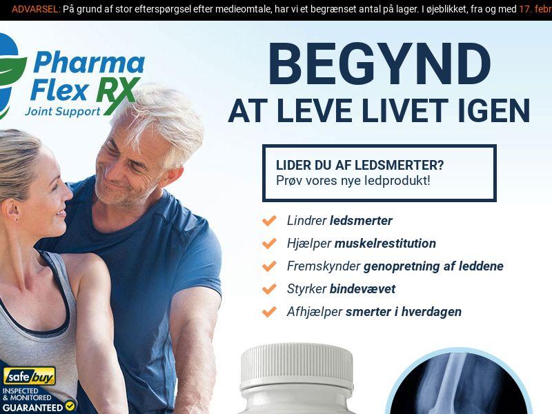 PharmaFlex Rx LP01 (DANISH)