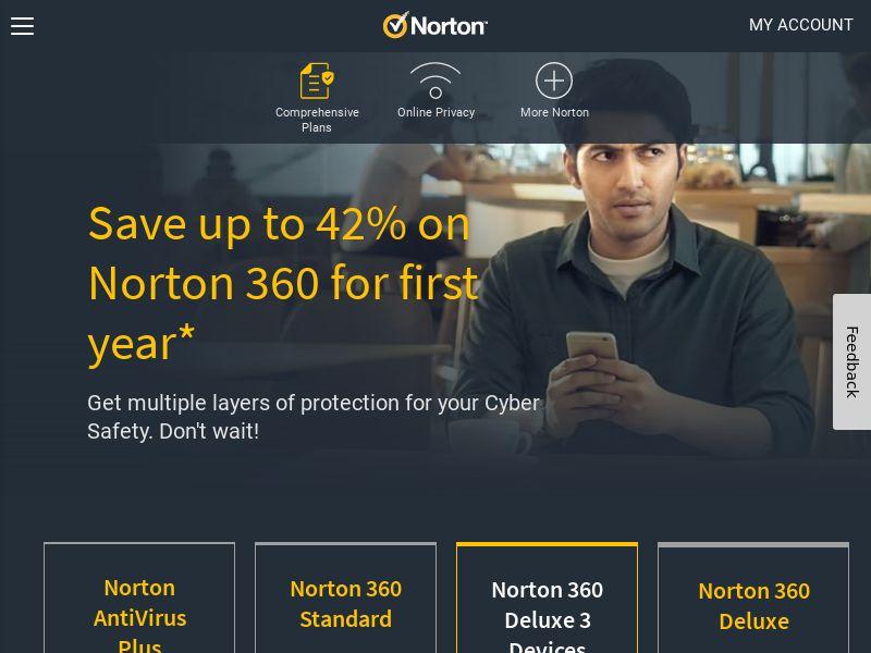 Norton.com CPS - Worldwide