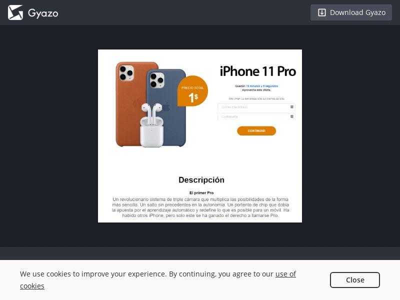 Junebox iPhone 11 Pro Latam | CC Sub