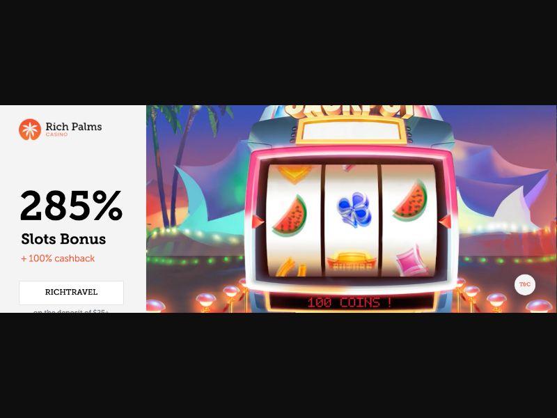Rich Palms - CC Submit - US-AU - Money Games - Responsive