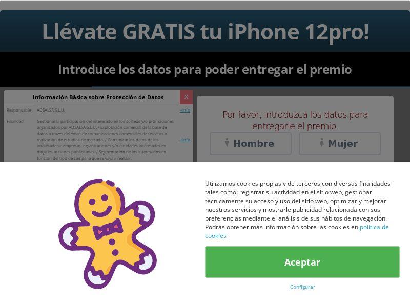 Soloti - iPhone12 - ES