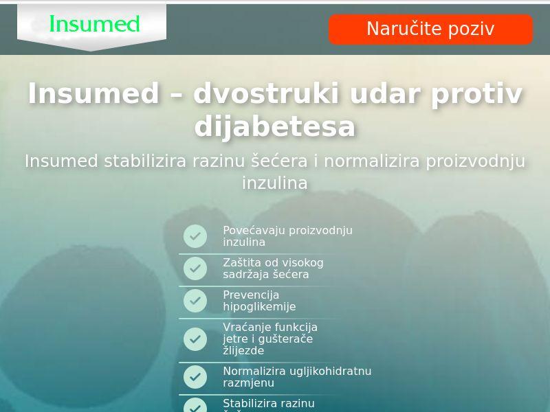 Insumed HR - sugar control supplement