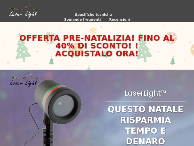 LaserLight - Italy [IT] - COD