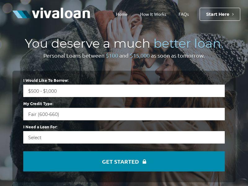 Viva Loan - US - Non_Incent