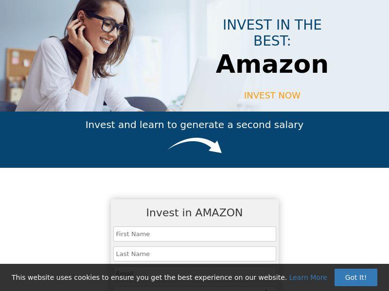 Amazon - CA, AU